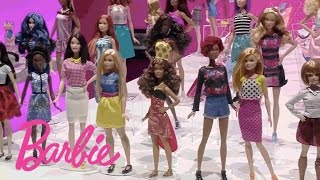 Barbie Unboxings from New York Toy Fair 2016! | Barbie