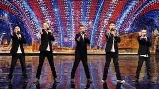 Connected - Britain's Got Talent 2010 - Auditions Week 3