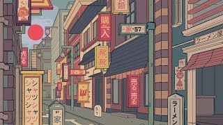side streets. [lofi / jazz hop / chill beats]