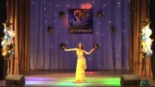 Arinarkhova Oksana, BELLYWOOD FESTIVAL 2016