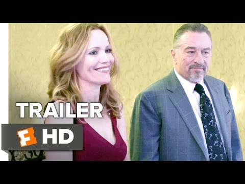 The Comedian Official Trailer 1 2017 Robert De Niro Movie