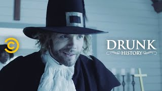 Giles Corey and the Salem Witch Trials (feat. Joel McHale) - Drunk History