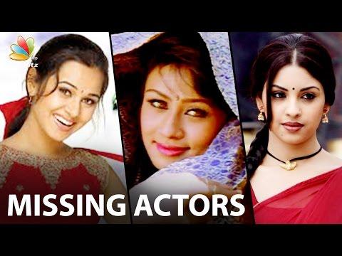 Missing Actresses in Kollywood | Richa Gangopadhyay, Priyanka Kothari | Hot Tamil Cinema News