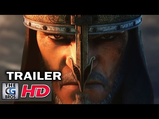 "CGI 3D Animated Trailers: ""BILAL: A New Breed of Hero Official Trailer   "" - Barajoun Entertainment"
