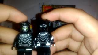 Review lego black panther civil wer decool
