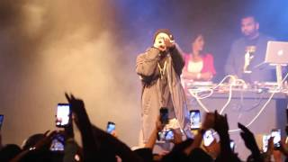 Bohemia Live performance at Auckland - Clip1