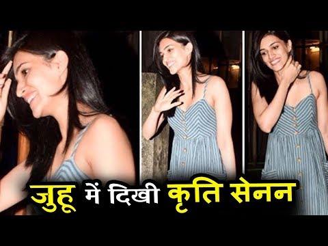 Xxx Mp4 Kriti Sanon पहुची Juhu के सलोन में 3gp Sex