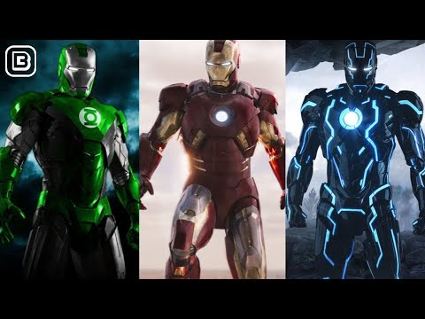 Xxx Mp4 IronMan 39 S New Armor In Avengers 4 Endgame Explained In Hindi BlueIceBear 3gp Sex