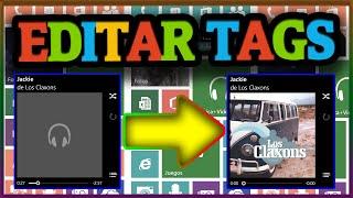 Cómo editar etiquetas en mp3 con Windows Phone 8