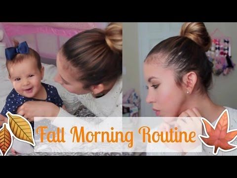 Xxx Mp4 FALL MORNING ROUTINE 2016 Mommy Baby Edition 3gp Sex