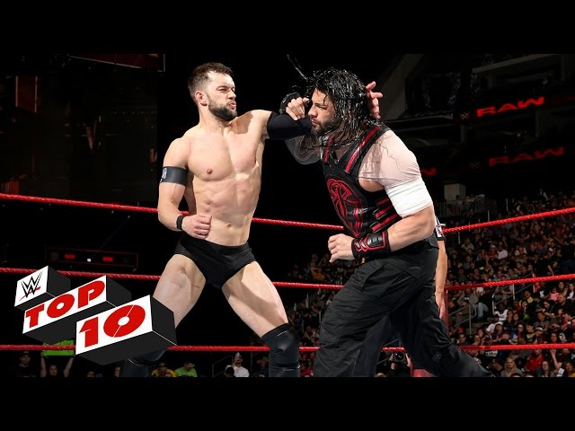 Top 10 Raw moments: WWE Top 10, May 15, 2017