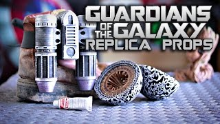 Guardians of the Galaxy Replica Props   Star-Lord Cosplay   How To   3D Printed