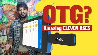 Top 11 Amazing uses of OTG! | Technical dost