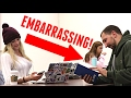 EMBARRASSING RINGTONES IN THE LIBRARY PRANK mp3