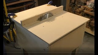 282 Building a Homemade shop table saw for less than $80