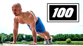 100 Push Ups a Day Challenge   Does it really work?