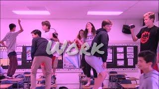 Work Music Video