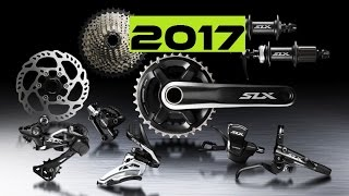 Shimano 2017 - SLX M7000 Groupset. 11 speed for 1x11 And 2x11. Review