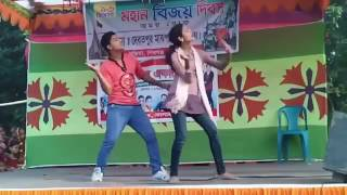 bangla stage danch 2016 ডান্স দেখলে মন জুড়াই যায়  360 X 640