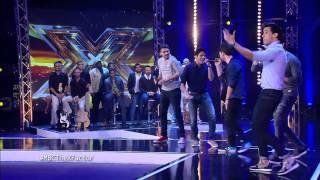 MBC The X Factor -The Five- المرحلة الثانية