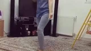 رقص دختر مقبول