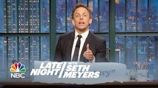 Teen Slang: Sethster, Depp Perception - Late Night with Seth Meyers