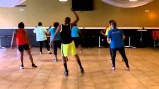 Haterz Line Dance - New Orleans, LA
