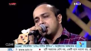 Topu - Sottobadi Ami live @ SA TV 16-04-2016