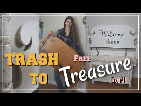 Xxx Mp4 TRASH TO TREASURE UPCYCLE MAKEOVER DIY Farmhouse Decor Momma From Scratch 3gp Sex