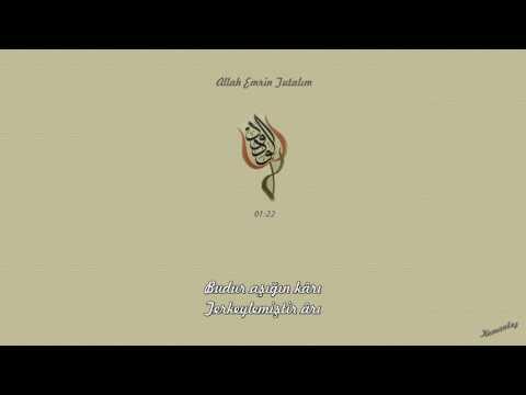 12 - İlâhîler - Allah Emrin Tutalım [1080p]