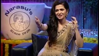 Anchor Dhivyadharshini (DD) hot navel
