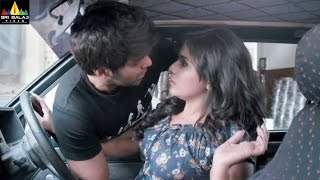 Crazy Telugu Movie Scenes | Crazy Movie Arya Kissing Anjali | Sri Balaji Video