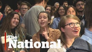 Expats react to French vote