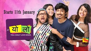 YOLO - New Marathi Web Series - Starts from 11th January – Promo