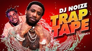 🌊 Trap Tape #09  New Hip Hop Rap Songs September 2018  Street Soundcloud Mumble Rap DJ Noize Mix