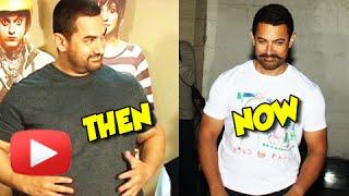 Shocking: Aaamir Khan Loses 13 kgs. - Preparing For Ghajini Sequel? | Dangal Promotions