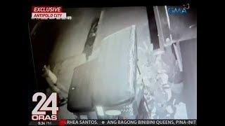 24 Oras: Exclusive: Tricycle driver, patay matapos barilin ng nakaalitang driver-bodyguard