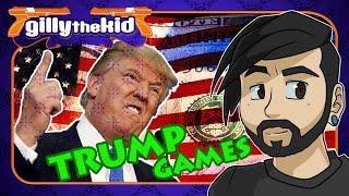 Donald Trump Games - gillythekid