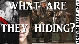 WHAT ARE THEY HIDING FROM THE FANS?! The Walking Dead Season 7