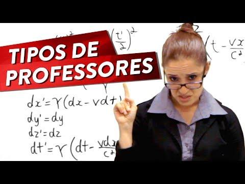 TIPOS DE PROFESSORES Pt. 2