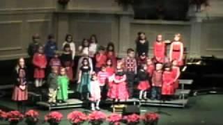Christmas Musical 2010 - The Virgin Mary Had a Baby Boy