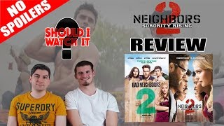 Bad Neighbours 2 Review| Should I Watch It? No Spoilers Sorority Rising Movie Review