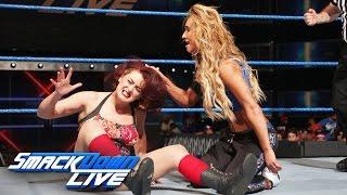 Carmella vs. CJ Lunde: SmackDown LIVE, Jan. 10, 2017