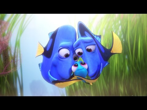 Finding Dory ALL MOVIE CLIPS 2016 Pixar Animation