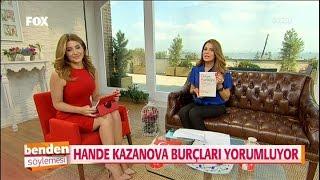 Benden Söylemesi / Habertürk TV - 30.10.2016