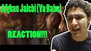 Afghan Jalebi (Ya Baba) | Phantom | Saif Ali Khan, Katrina Kaif | T-Series {REACTION}