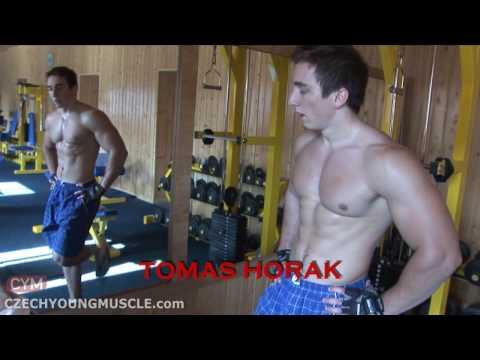 Tomas Horak new model HD