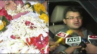 अंतिम संस्कार के लिए दुबई से भारत लाया जाएगा श्रीदेवी का पार्थिव शरीर