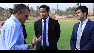 الأهلي يستقبل وفد «الفيفا والكاف».. ومرتجي يهديه علم النادي