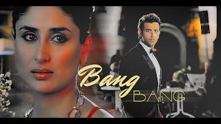 Hrithik Roshan & Kareena Kapoor | B a n g  B a n g |Карина Капур и Ритик Рошан